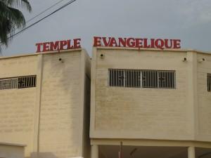 Temple Evangélique Dakar