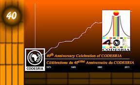 Prise du site www.codesria.org