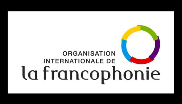 Logo OIF pris sur le site www.francophonie.org
