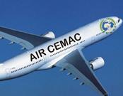 Air Cemac Photo prise sur le site http://www.anacgabon.org