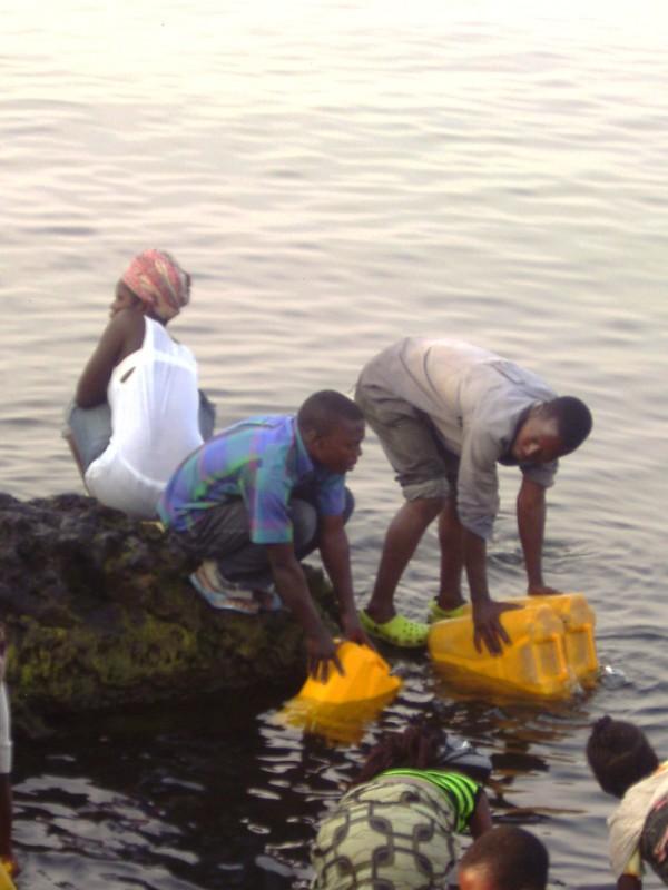 L'accès à Goma en RDC par Danny MBUYI