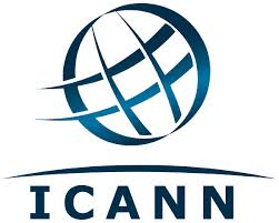 Logo d'ICANN pris sur le site www.icann.org