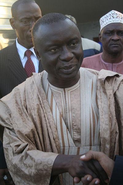 Idrissa SECK par Rignese (Wikimedia Commons)