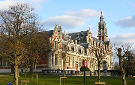 Université Libre de Bruxelles photo prise sur le site http://www.babnet.net