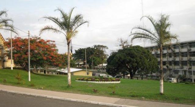 Université Omar Bongo (UOB) de Libreville prise sur le site www.gabonreview.com