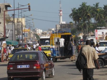 Ville de Dakar Score Sahm : « Crédit photo : Etienne (Billy) TSHISHIMBI ».