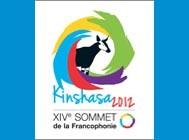 Logo prise sur le site www.francophonie.org