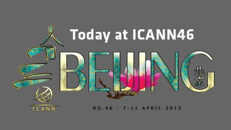 46 Réunion d'ICANN  : « Crédit photo : Icann ».