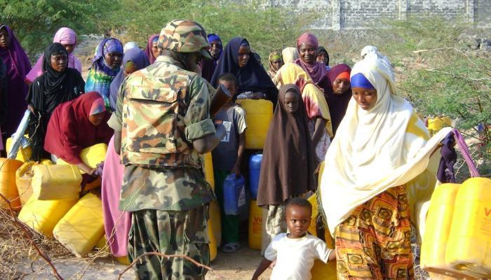 Approvisionnement en Eau à  Mogadiscio: « Crédit photo : http://agenda2063.au.int/en/home».